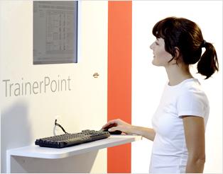trainer point